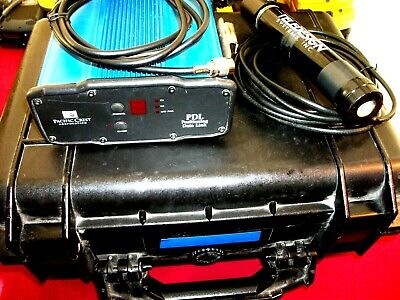 Pacific Crest Trimble Top Con Pdl 4535 Gps Radio 450-470 Sokkia Leica R8 R6 Case