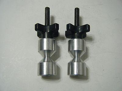 Davis 1 14-two Hole Pin-6061 Aluminium- 38-16 Quick Knob
