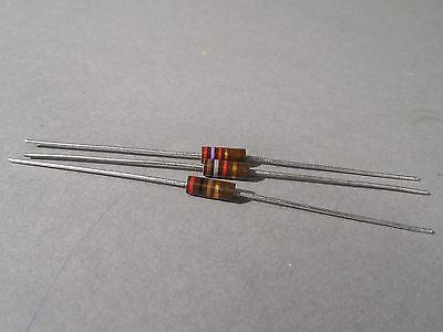 Mixed Lot Of 320 Allen-bradley Resistor 12 Watt 2.7k 1.8k 200 Ohm