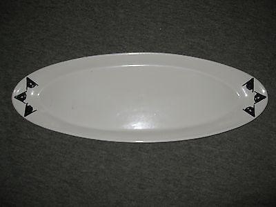 21 X 6 Ceramic Serving Plate Restaurantcatering Dinnerware