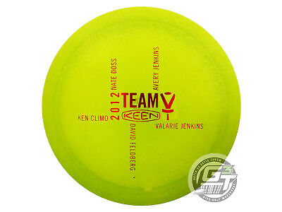 NEW Innova MF Champion Leopard 175g Yellow 2012 Team Keen FELDBERG COLLECTION for sale  Shipping to Canada