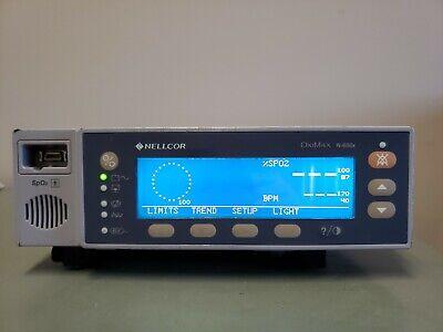Nellcor Oximeter N-600x Spo2 Pulse Oximeter Patient Monitor With 30 Day Warranty