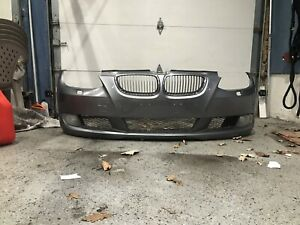 2007-2011 335I bumper and right Fender