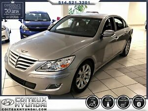 2011 Hyundai Genesis Sedan w/Technology Pkg
