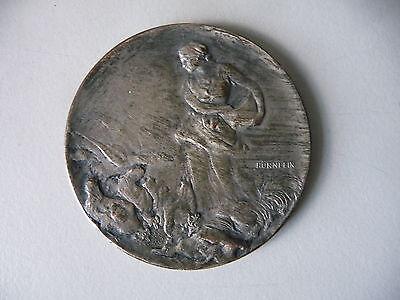 Medaille Landesverband Sächsdischer Geflügelzüchter Verdienst Hörnlein