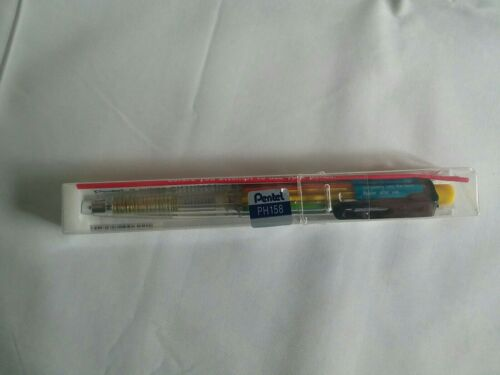 PENTEL 8 COLOR AUTOMATIC  PENCIL BIBLE HIGHLIGHTER 2MM EIGHT