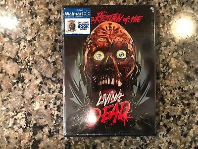 The Return Of The Living Dead New Sealed Dvd! 1986 Horror!