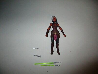 "Star Wars Black Series 3 3/4"" Ahsoka Tano Walmart The Clone Wars TCW Hasbro"