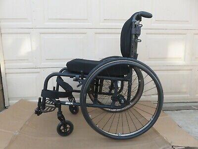 Tilite 2GX Wheelchair Folding Manual Chair 15
