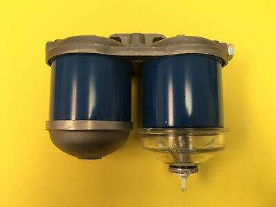 Minneapolis Moline Tractor Dual Fuel Filter Element 10a21752 162512as G900 G1000