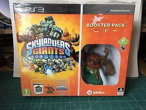 Skylanders-Giants-Booster-Pack-PS3-juego-figura-NUEVO-PRECINTADO