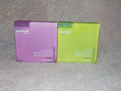 Method Bloq CHOOSE SCENT Shave Cream 8 oz/235mL