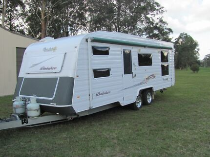 Roadstar Daintree Family Caravan with 2 bunks great condition Seaham Port Stephens Area Preview