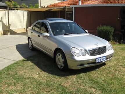 2004 Mercedes-Benz C200 Belmont Belmont Area Preview