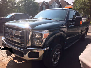 2011 Ford F-250 Super Duty Extended Cab166000 KM