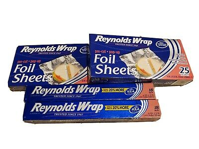 Reynolds Wrap Aluminum Foil And Sheets Grab And Go Lunch Kit