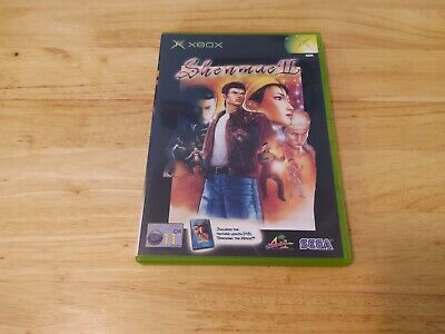 Shenmue 2 Xbox original game, used for sale  Shipping to Nigeria