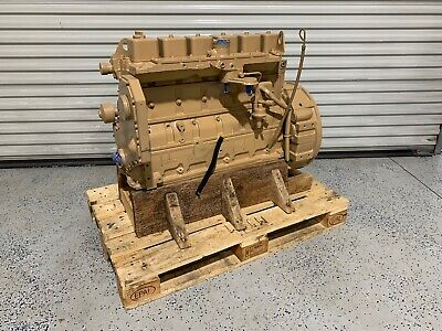 Rebuilt Cummins 6bt 5.9 Industrial Equipment Diesel Motor Flat Rate Freight