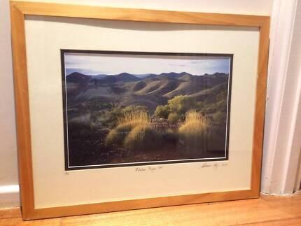 Artist Carmen Ky Limited Edition Landscapes Framed x 3 2002