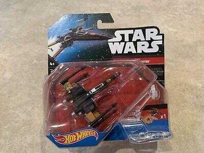 Hot Wheels Starships Star Wars Poe's X-Wing fighter