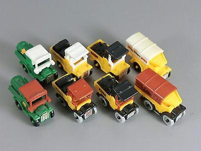 AUTOS: Oldtimer LKW 1989 - Komplettsatz + alle Varianten