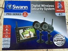 Swann digital wireless security system camera Liverpool Liverpool Area Preview