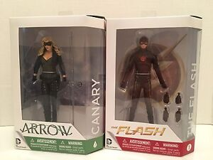 ARROW & FLASH TV SERIES ACTION FIGURES