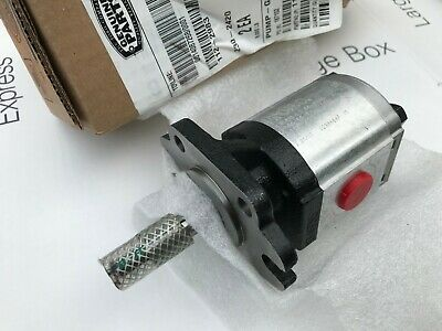 Toro Hydraulic Gear Pump Assembly Ts112-2983 For Workman Utility 07369 New Italy