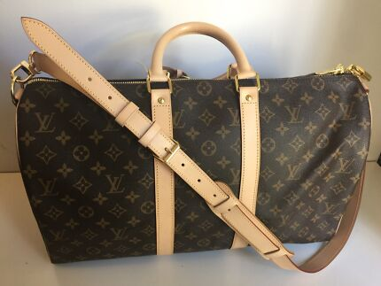 Authentic Louis Vuitton ( LV )Monogram  Keepall 45 ( like new ) Haymarket Inner Sydney Preview