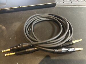 Yorkville Sound - Studio One Balanced TRS Cable 6ft