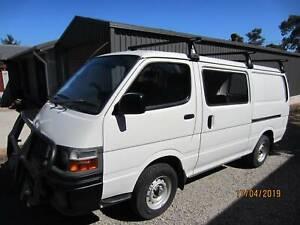 Toyota Hiace LWB Van 2004