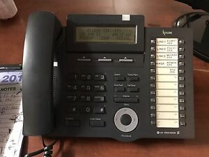 Ericsson commercial phone set (1 admin + 5 basic)