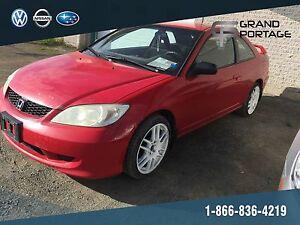 Honda Civic Coupé Coupé 2 portes, boîte manuelle - LX