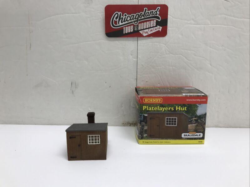 Hornby Skaledale R8586 OO Platelayers Hut
