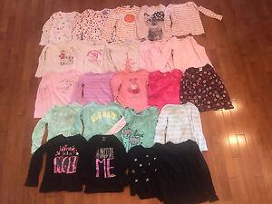 Size 5 (5T) girls entire wardrobe - all seasons