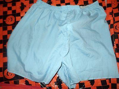mens NEW NWOT blue HALLOWEEN COSTUME MORNING WOOD BOXER SHORTS 1 size large - Boxer Halloween Costume Men