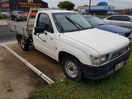 1999 Toyota Hilux Trayback - AS TRADED