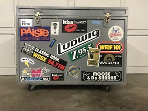 Super Cool Retro Band Music Transportation Case