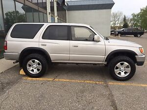 Beautiful 1997 Toyota 4 Runner SR5