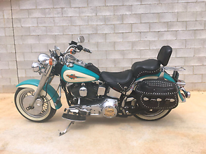 Harley Davidson Softail Heritage Classic 1992 Stockton Newcastle Area Preview