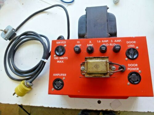 Rockola 1438 1446 Comet Power Supply with Switch ! ! !