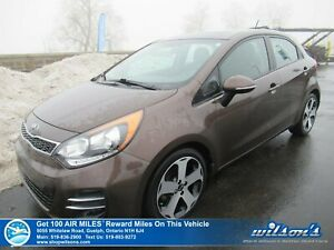 2016 Kia Rio EX Hatchback - Leather, Sunroof, Navigation, Bluet