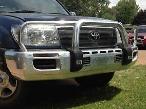 Bullbar to suit 100 series Landcruiser Wagga Wagga Wagga Wagga City Preview