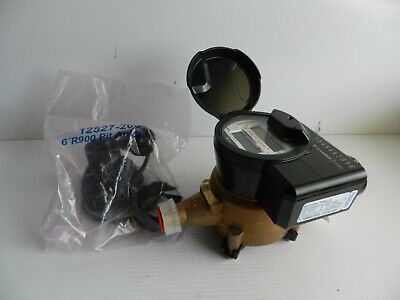 Neptune Arb T-10 34 Water Meter With R900 E-coder And Pit Antenna