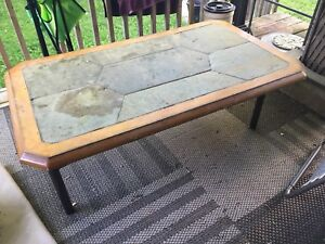 Coffee Table with optional Stone Top