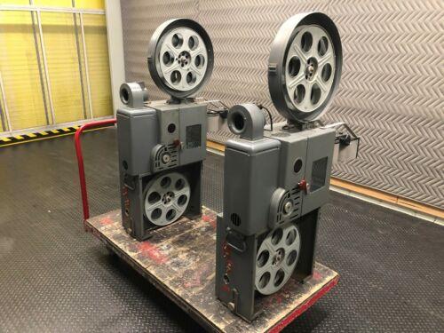 DeVry 35mm sound movie projectors