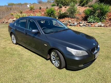 2007 BMW 525i Sport Queenton Charters Towers Area Preview
