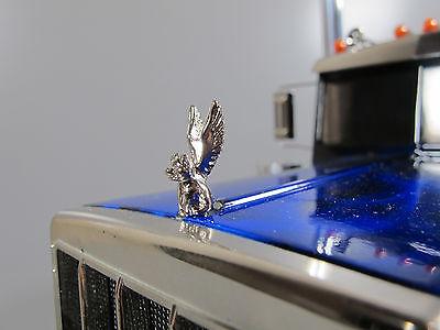 Flying Pig Toy (Toy Hood Ornament emblem flying Pig for Tamiya 1/14 RC King Grand Knight)