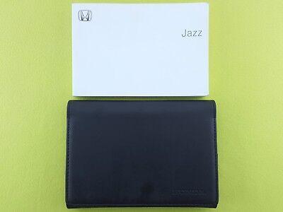 HONDA JAZZ Facelift (2004 - 2008) Owners Manual / Handbook + Case / Wallet