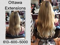 "20"" TAPE IN EXTENSIONS $300 (hair + install)"